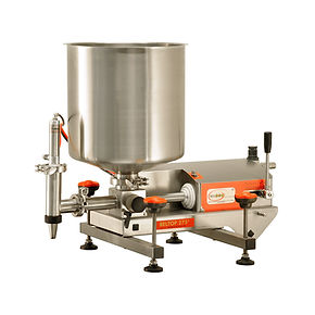 TABLE-TOP FILLING MACHINE
