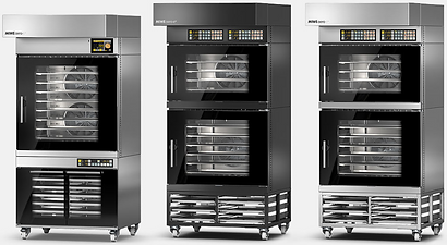 OVEN FOR BAKERY MIWE