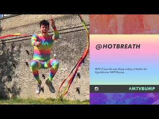 Duotard hits MTV!
