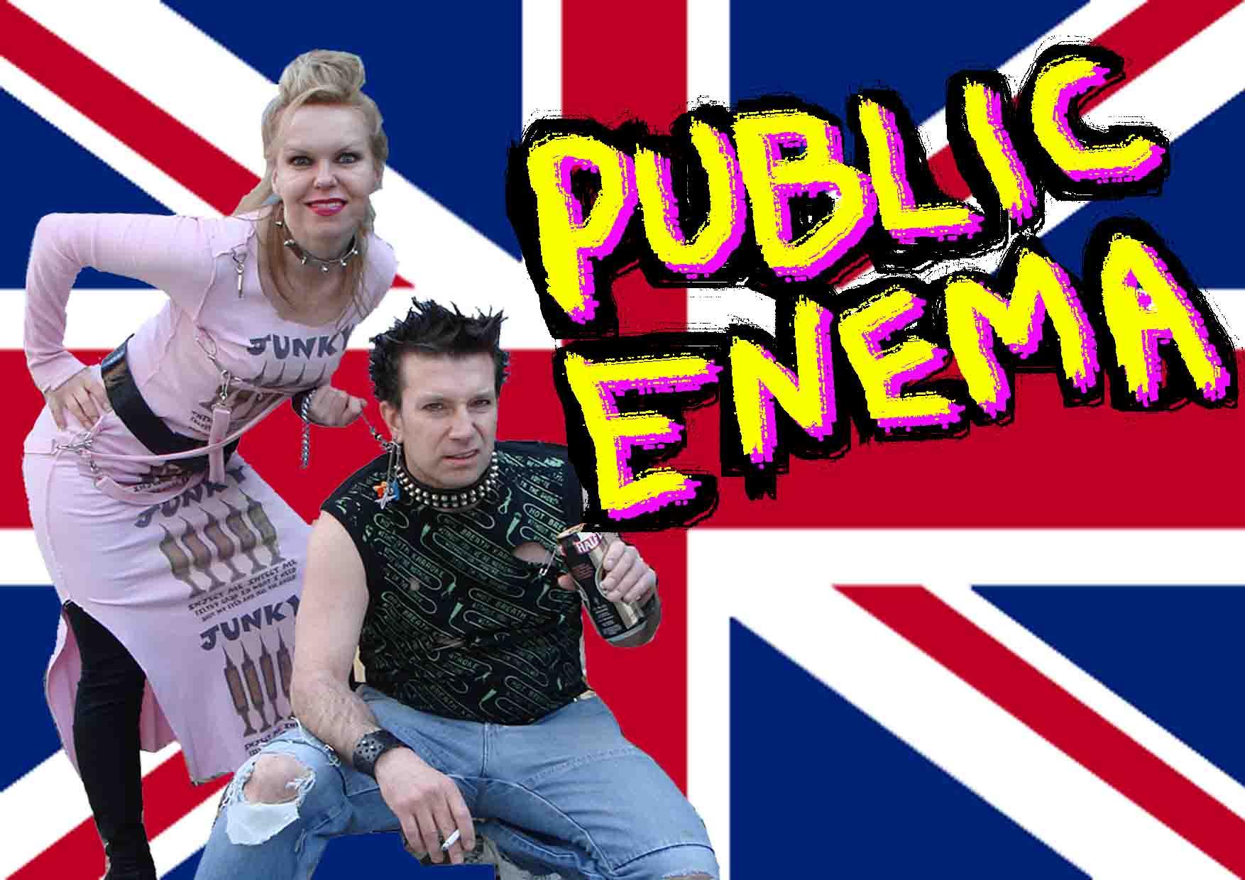 public enema