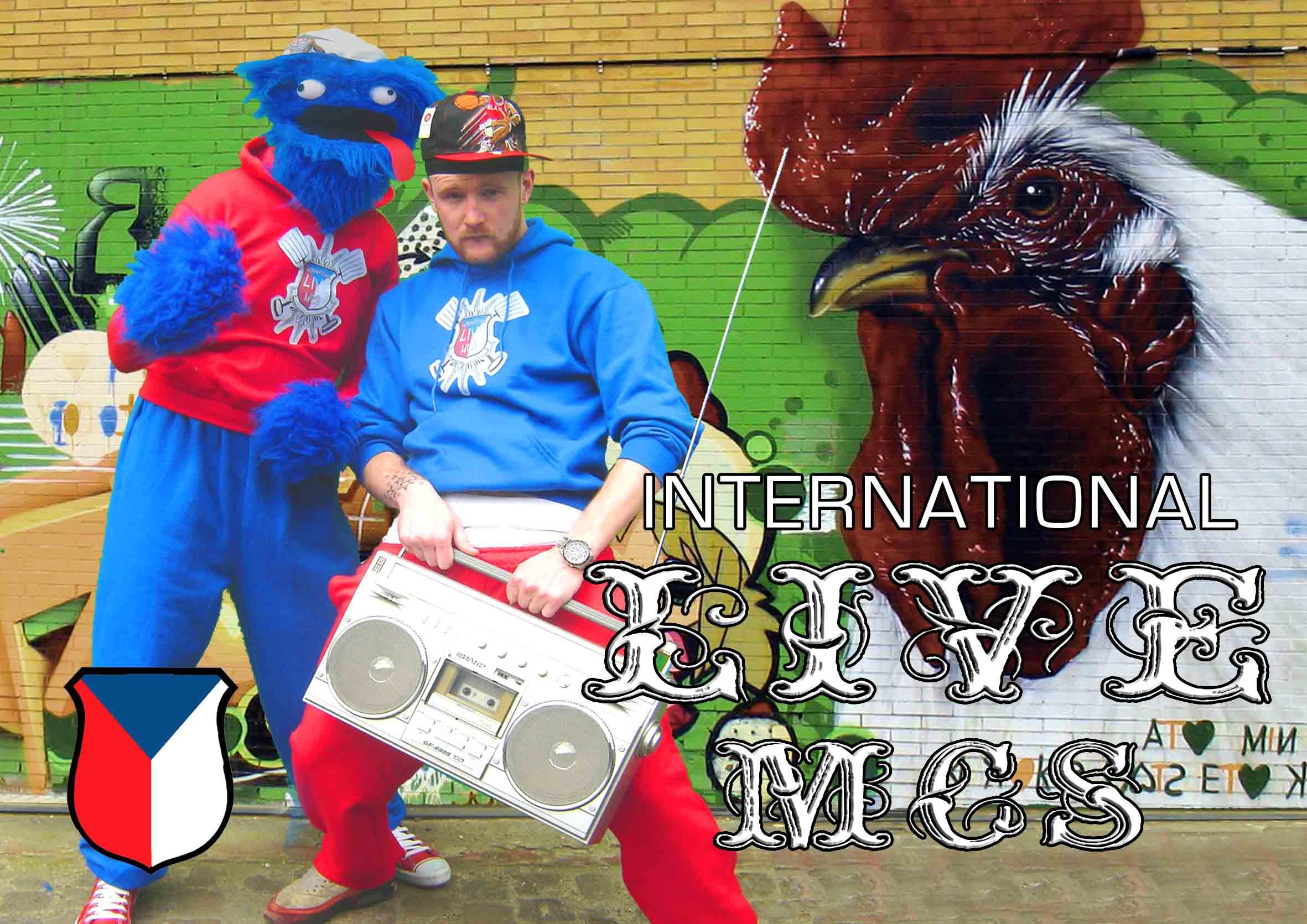 INTRNTL LIVE MC WEB
