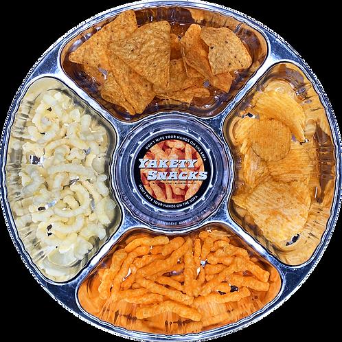 Fully Loaded Yakety Snack Wheel
