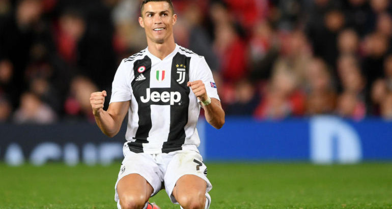 Cristiano Ronaldo makes history with Serie A title and hints as his future with Juventus