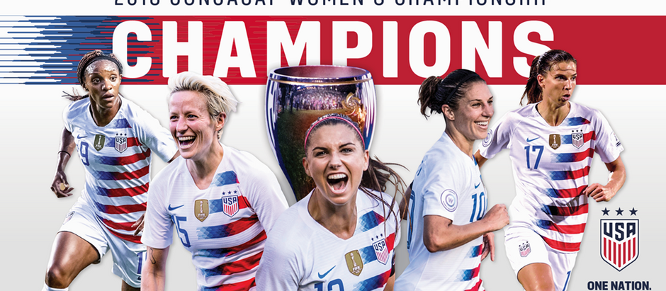 USA Claims 2018 Concacaf Women's Championship Title with 2-0 Defeat of Regional Rival Canada