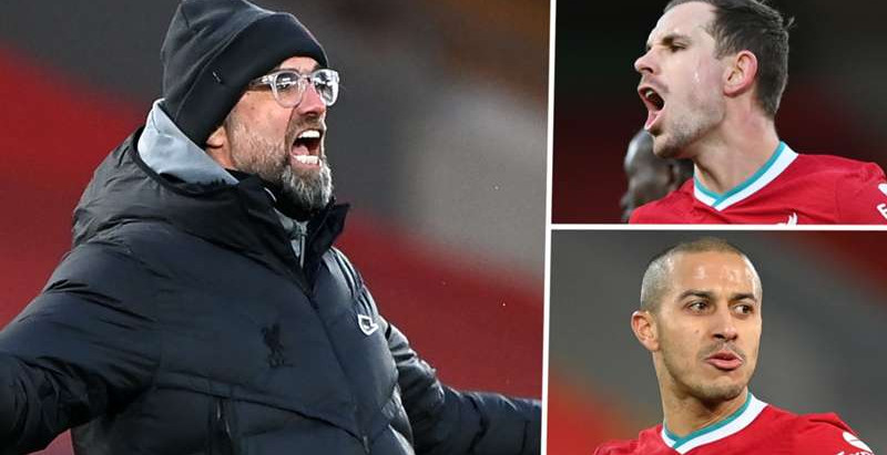 The risks Klopp must take to get Liverpool back to their best