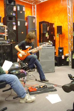 Guitar Center Bass Clinic