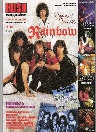 Hush Magazine - Rainbow