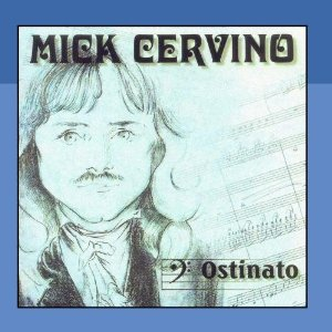 Ostinato - CD/ Mick Cervino