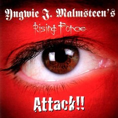 Attack! - Yngwie Malmsteen - CD