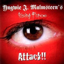 Attack! - Yngwie Malmsteen - CD