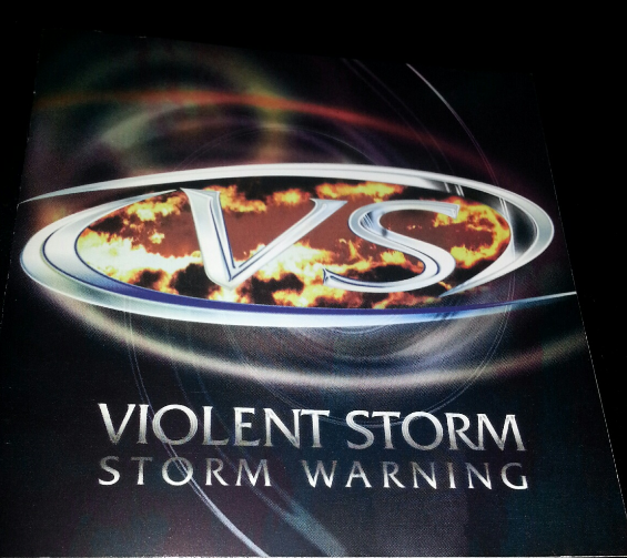 Storm Warning- CD