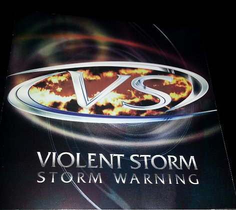 Storm Warning - CD