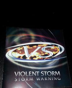 violent storm - Storm Warning
