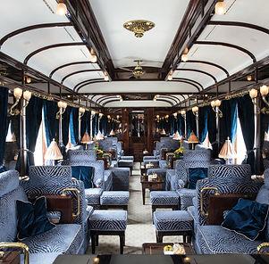 luxury train travel
