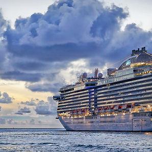 Luxury ocean and river cruises