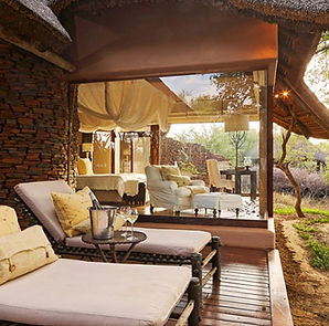 Luxury villas and vacation homes