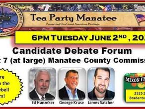 Tea Party Manatee Forum