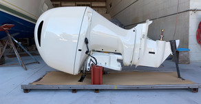 FREQUENTLY ASKED QUESTIONS ABOUT OUTBOARD PAINTING