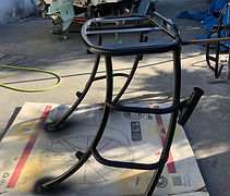 Custom paint and metalwork for Tampa residents