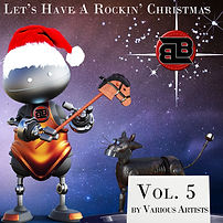 Let's have a rockin' Christmas Vol. 5.jp