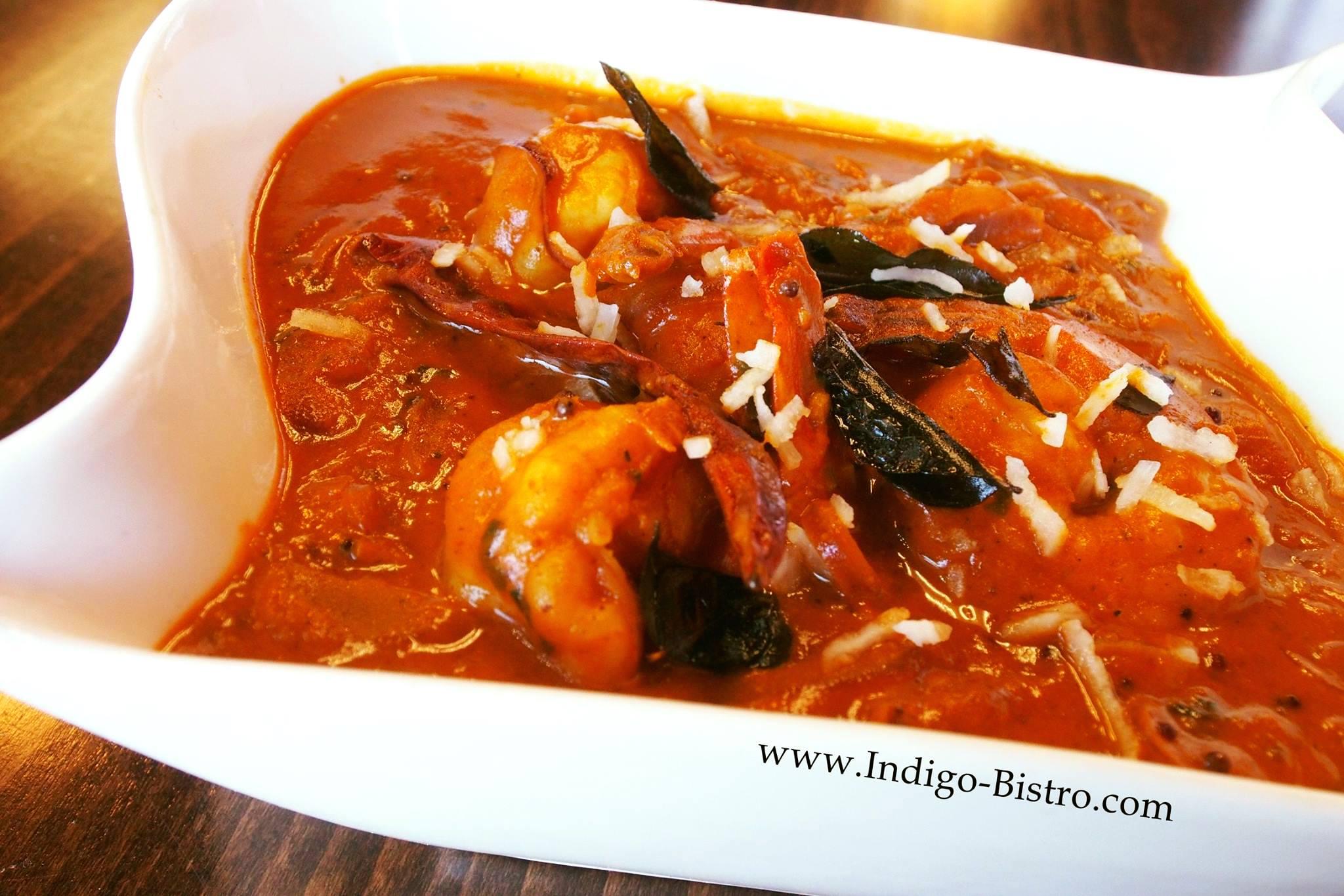 Seafood - Shrimp Mappas