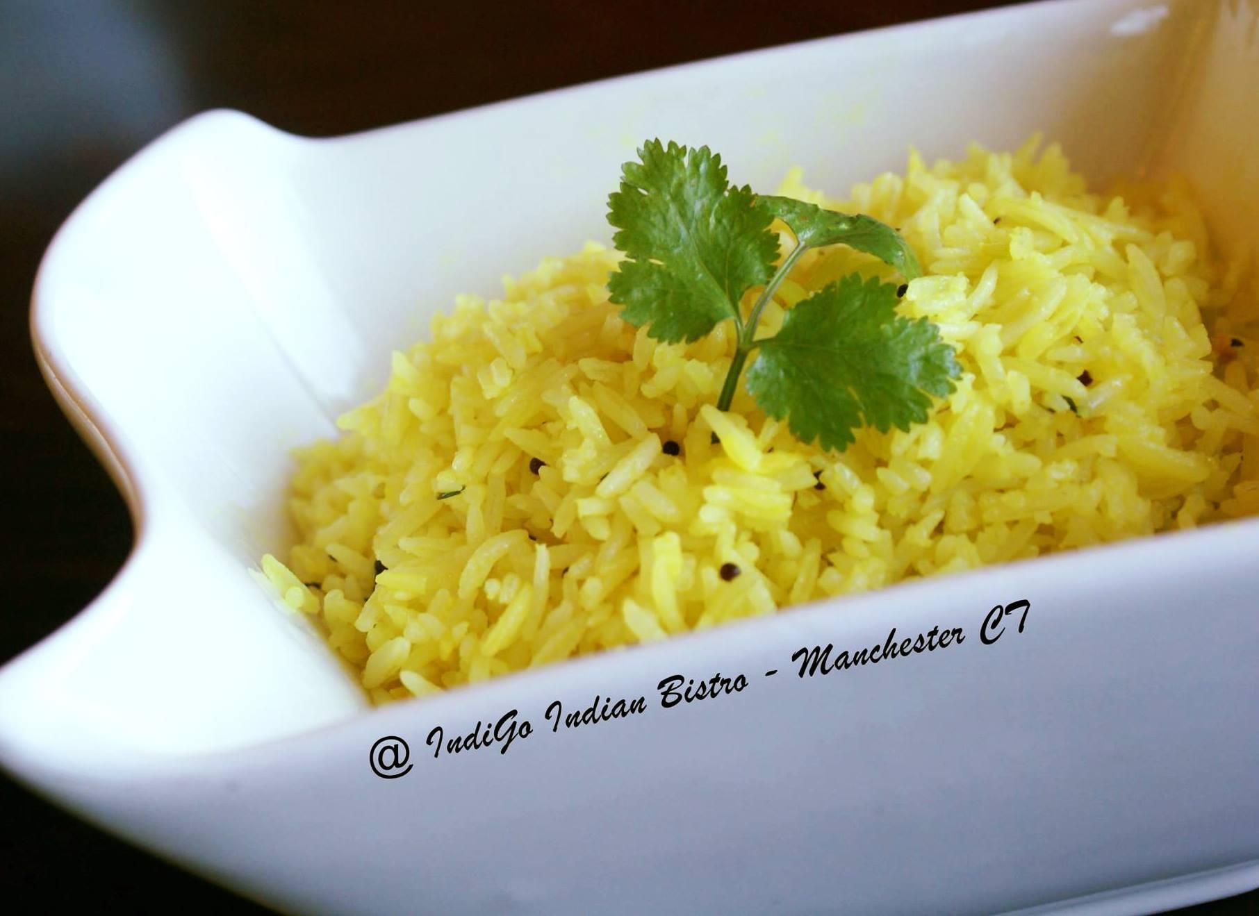 Lemon Rice (Gluten Free)