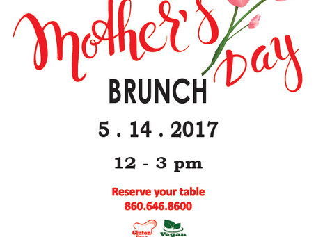 Mother's Day Special Brunch