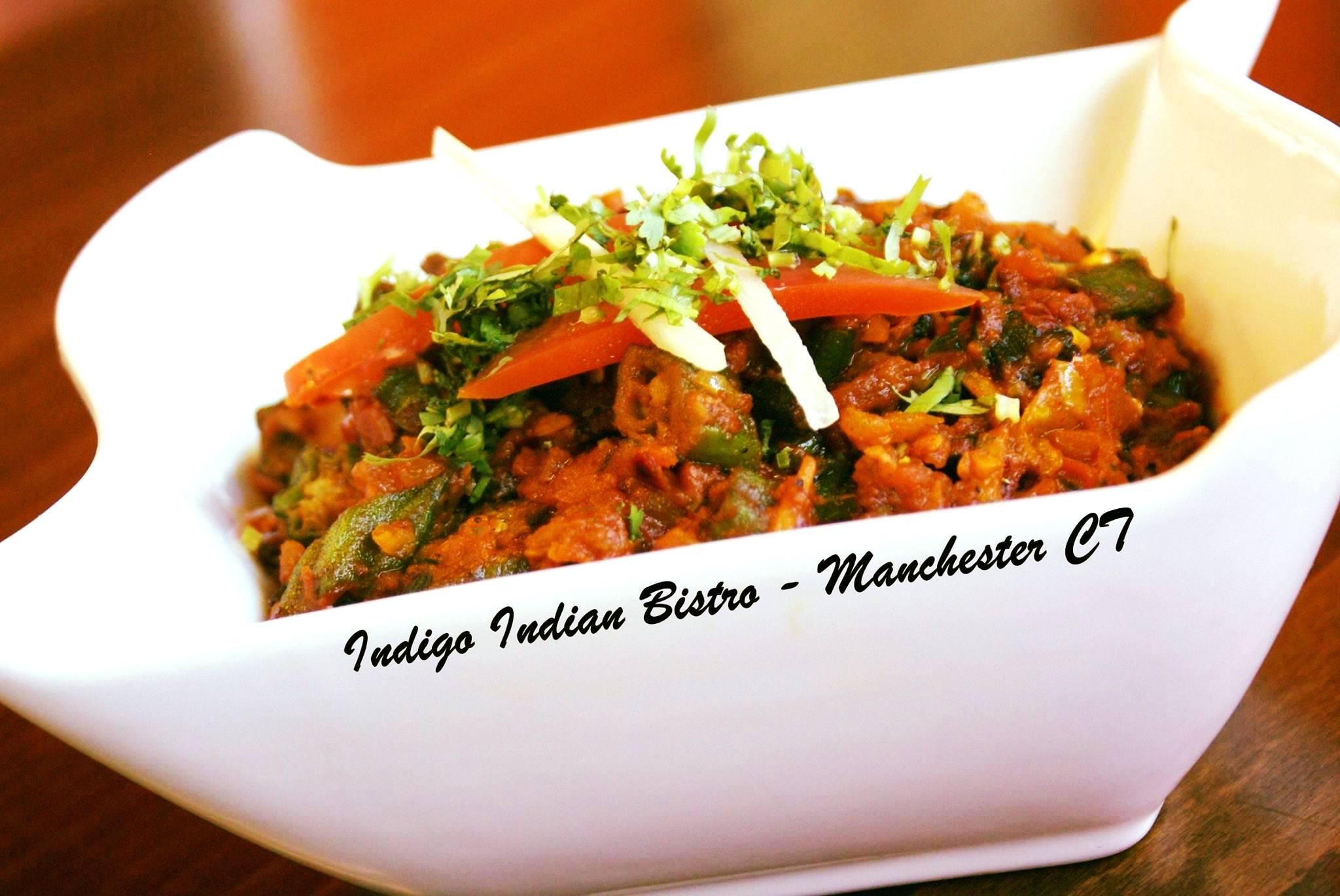 Vegan - Bhindi Masala