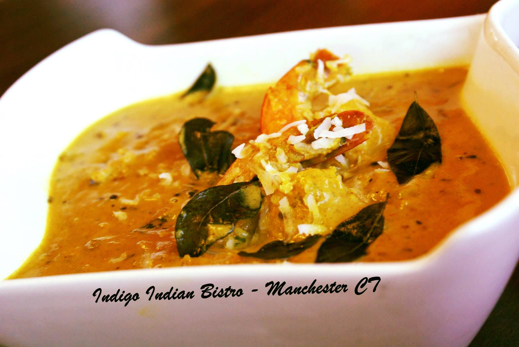 Seafood - Chingiri Macher Curry