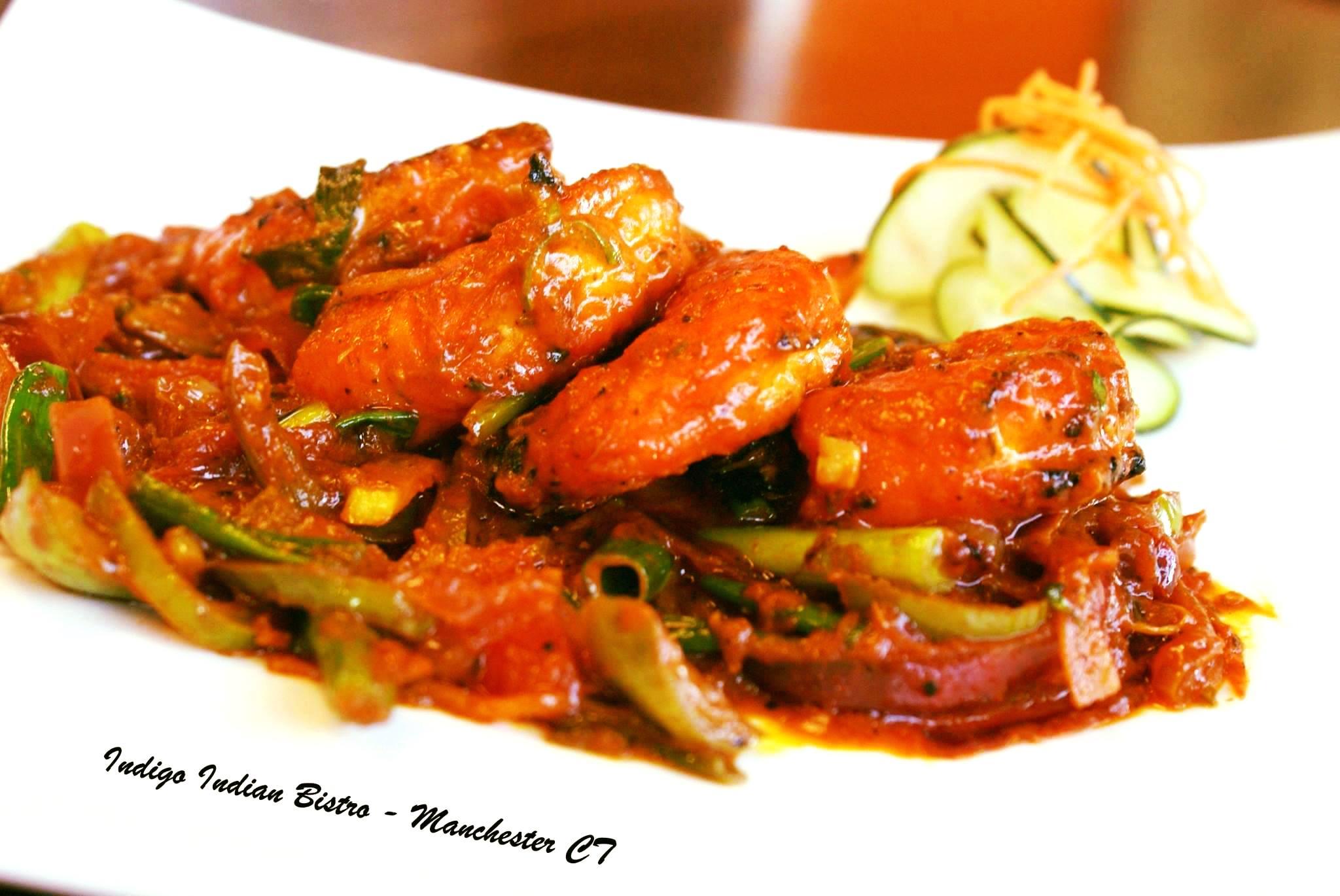 N Veg Appetizer - Cylone Jingha