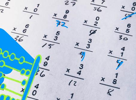 ازاي تحسن من مهارات الرياضيات عند ابنك؟