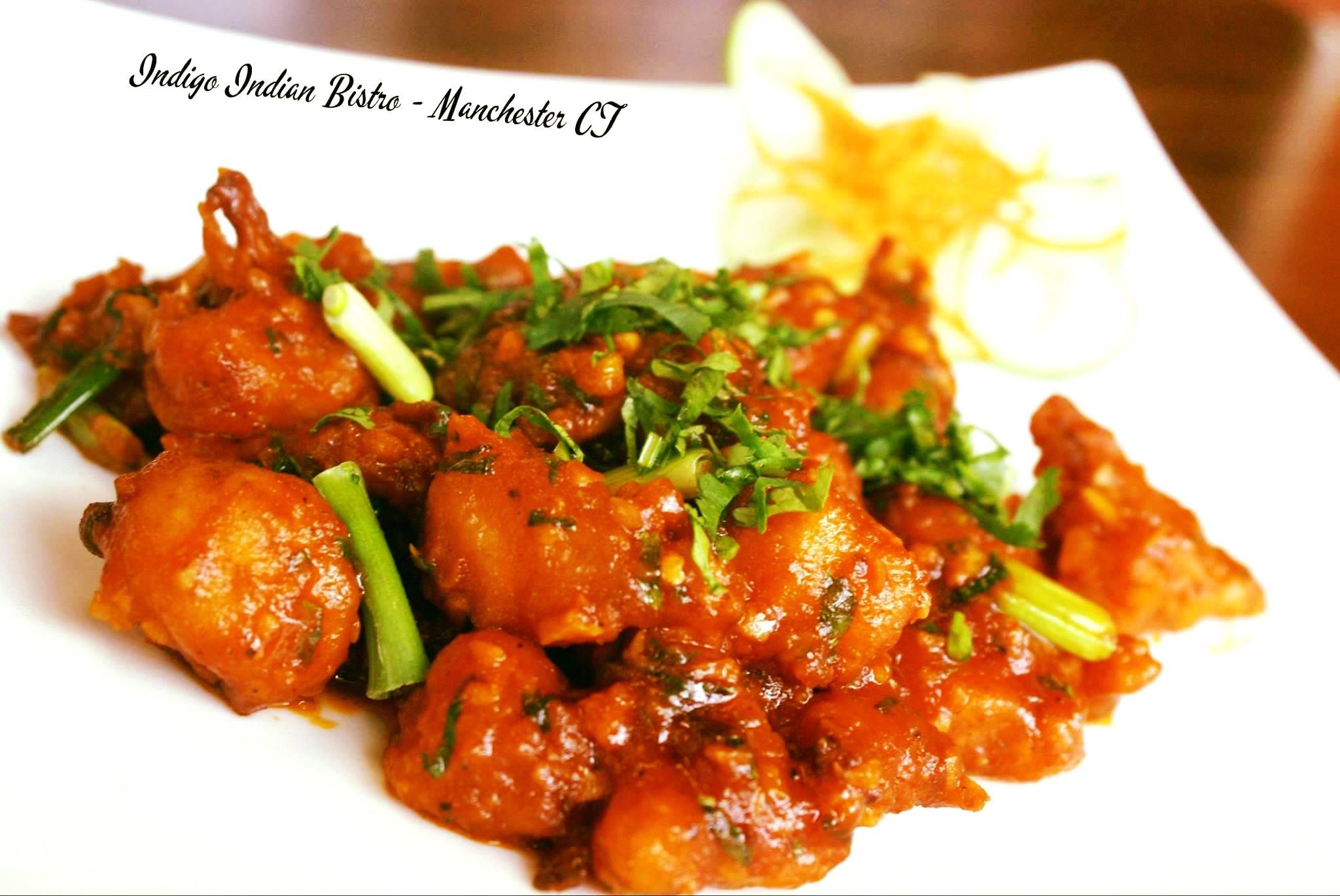 Veg Appetizer - Gobi Manchurian