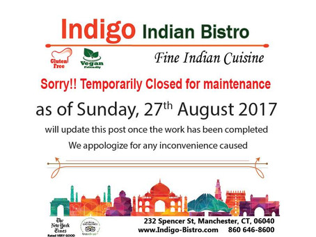 Sorry!! Temporarily Closed for maintenance