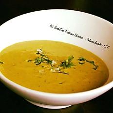 Vegan Mulligatawny Soup (Gluten-free, Dairy-free, Vegan)