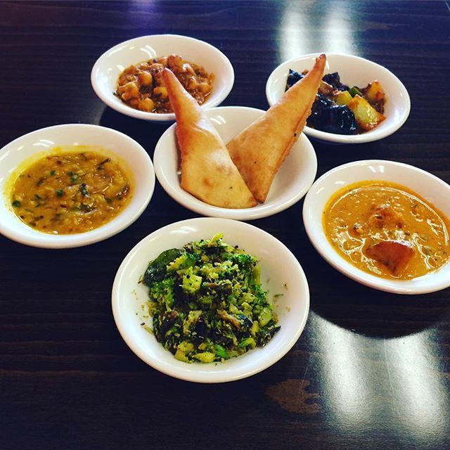 #lunchbuffet #veganfood #takeout #lunchbox #glutenfree #glutenfreevegan #connecticut #indigobistro #