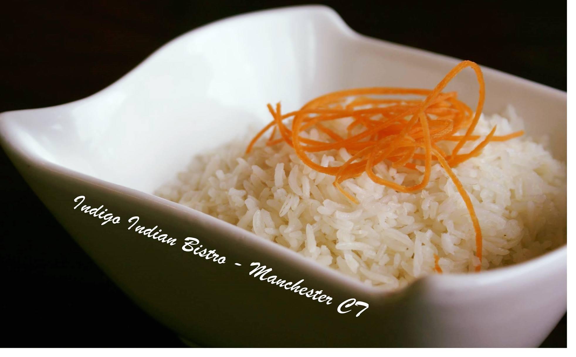 Basmati Rice (Vegan, Gluten Free)