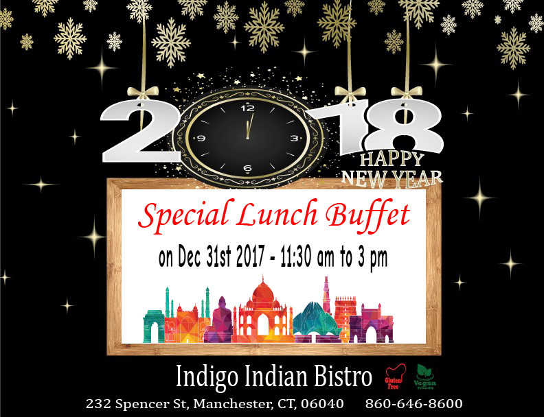 Special Lunch Buffet