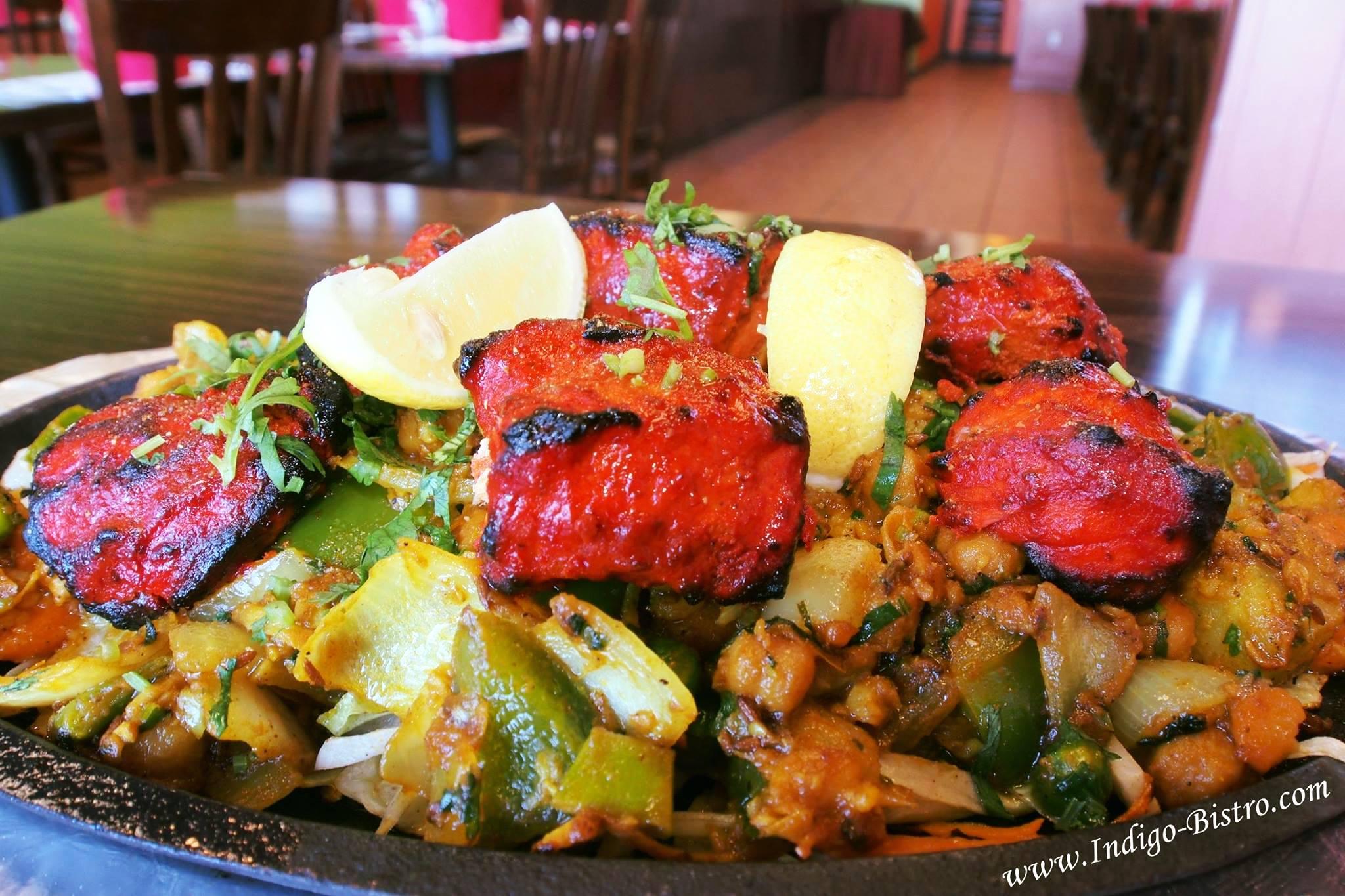 Tandoor - Fish Tikka Kebab