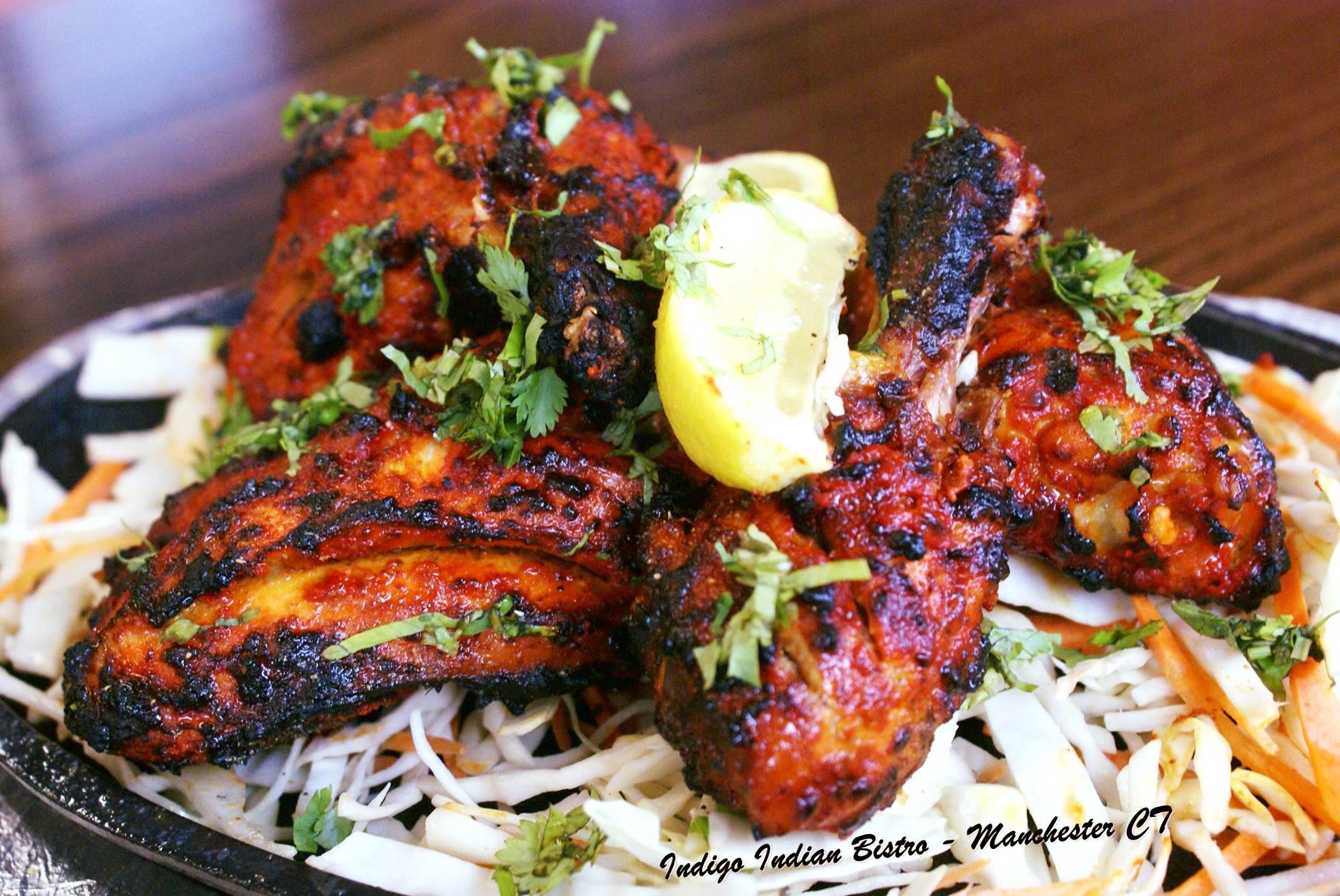 Tandoori Chicken (GF)