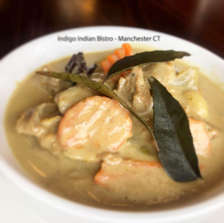 Vegetable Stew (V, GF, DF)