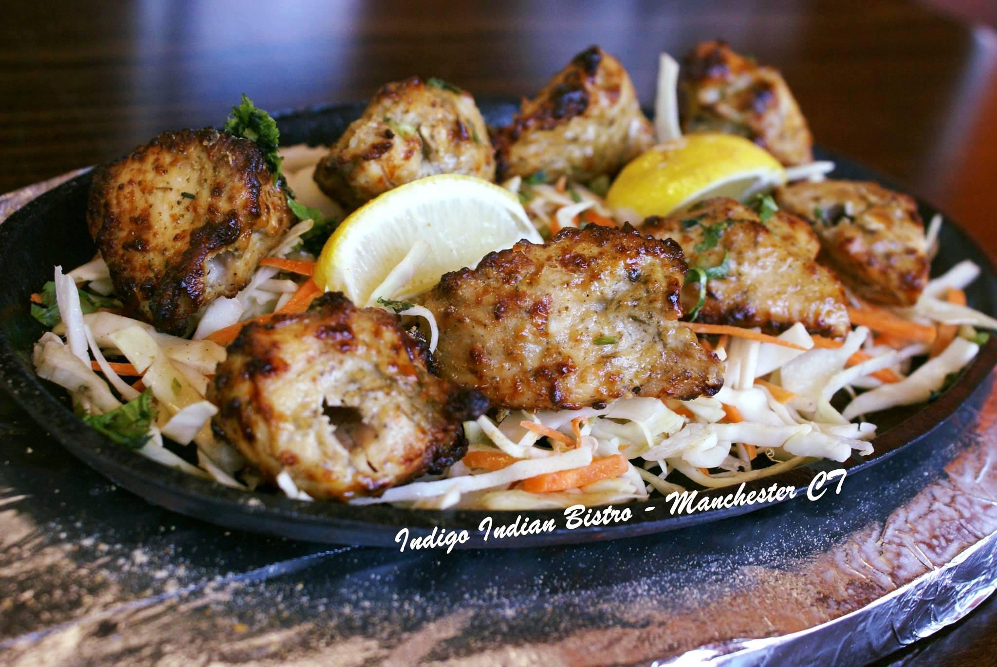 Chicken Malai Kebab (Gluten-Free)