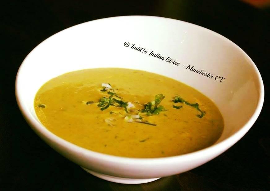Soup - Mulligatawny Soup