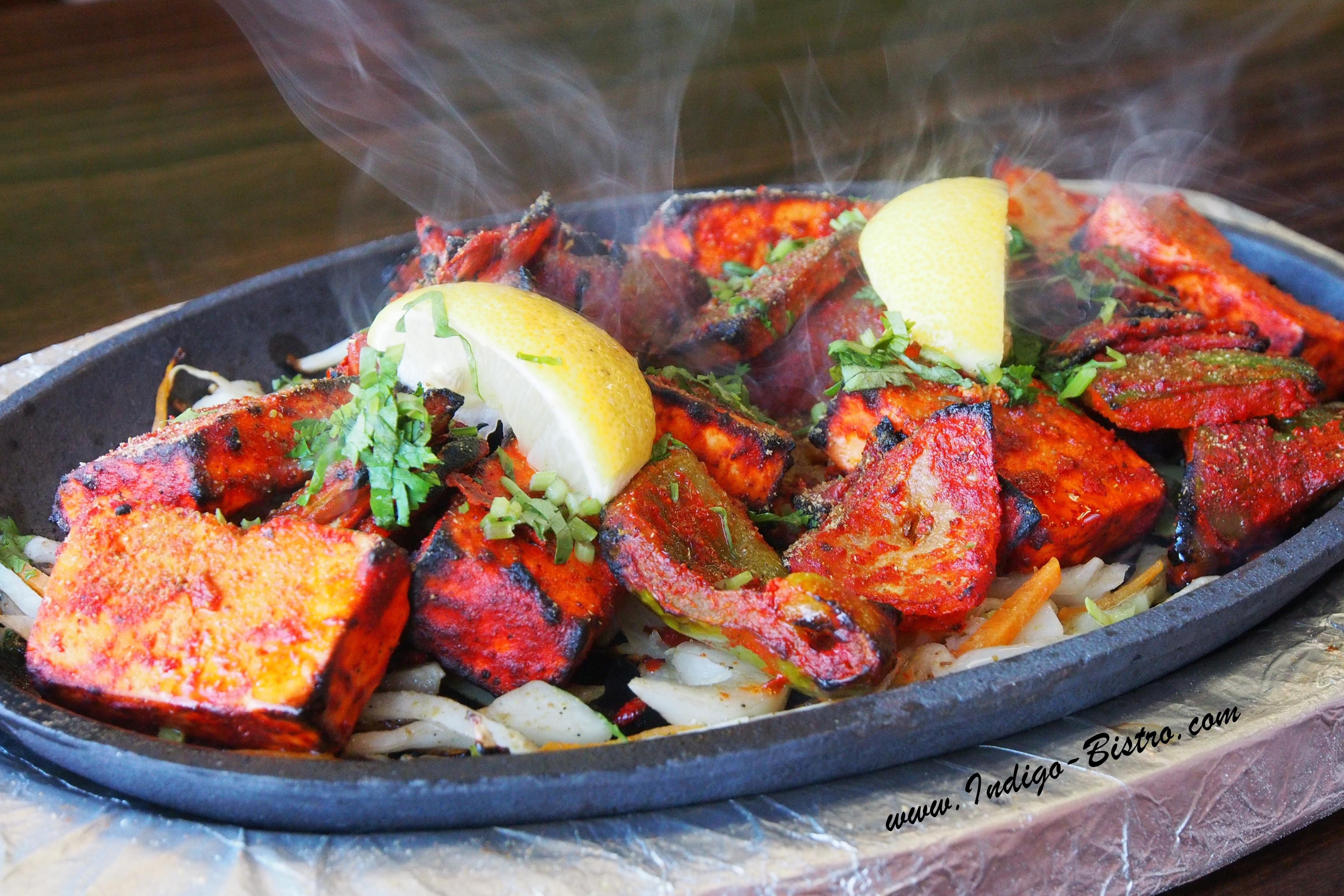 Paneer Tikka Kebab - Gluten Free