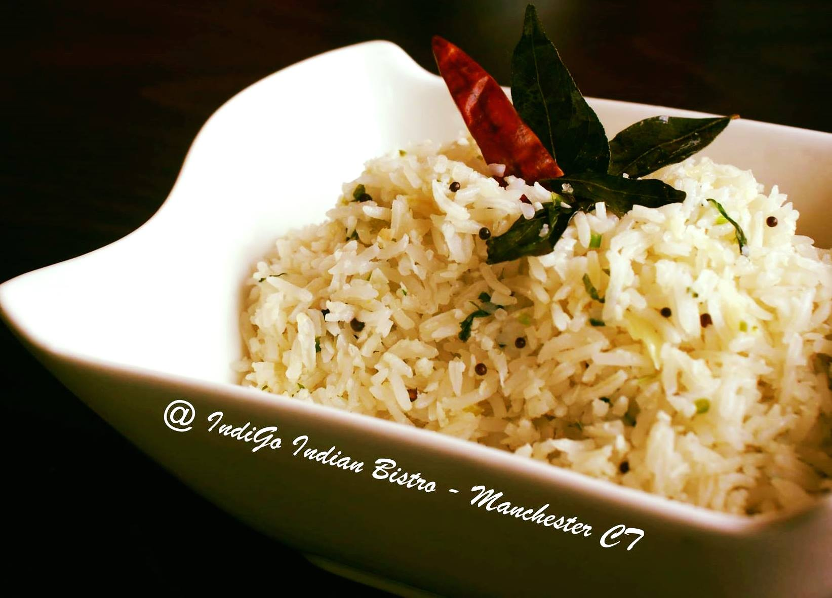 Rice - Coconut Rice