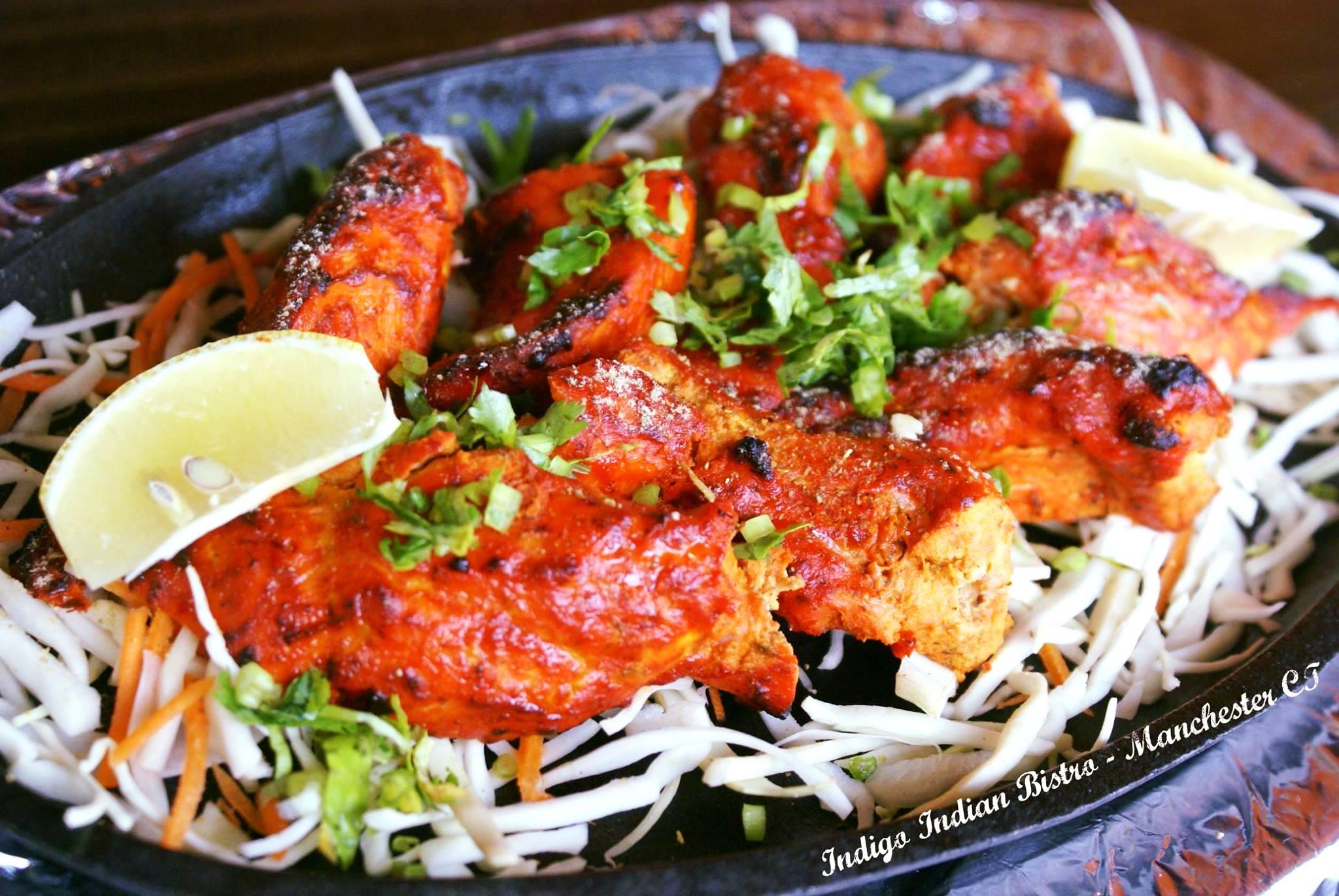 Chicken Tikka Kebab (GF)