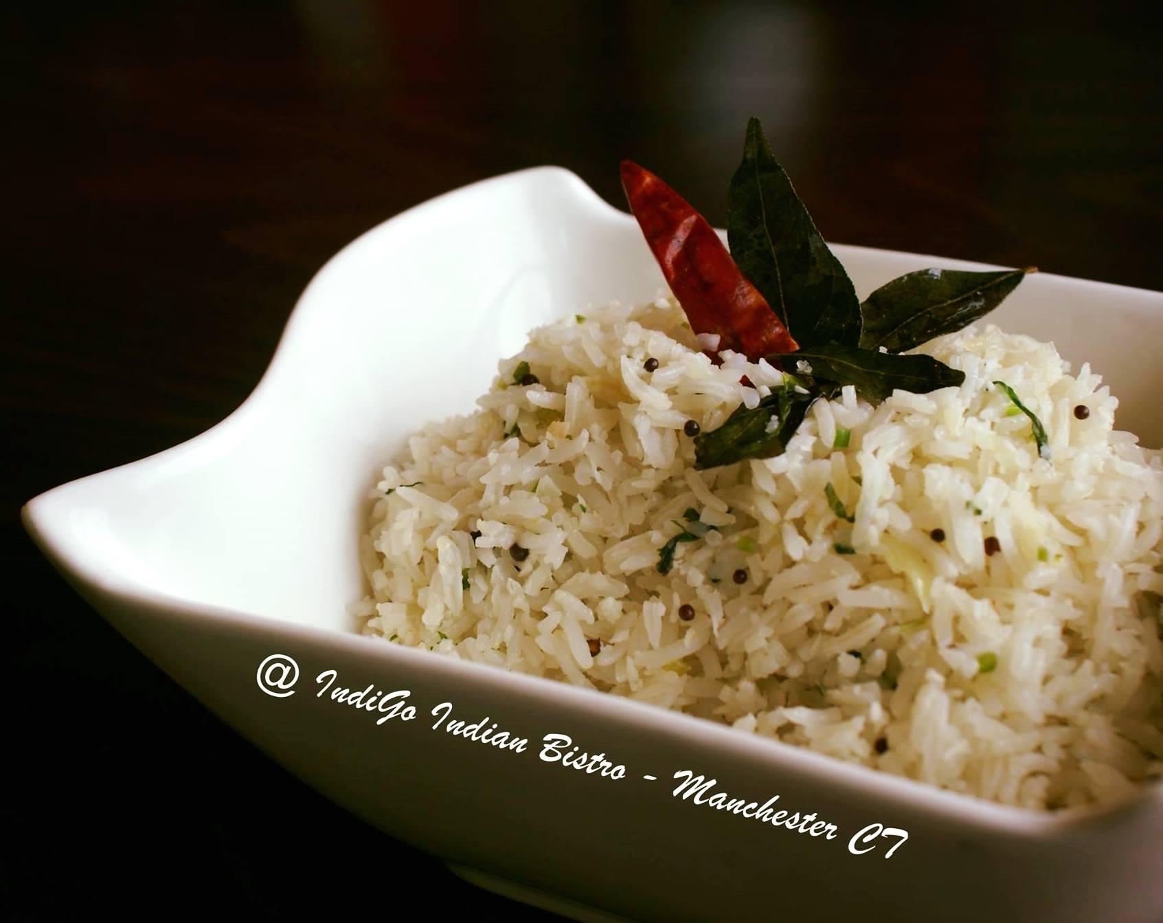 Coconut Rice (Vegan, Gluten Free)
