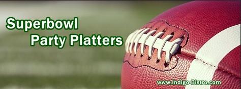 Superbowl Party Platters