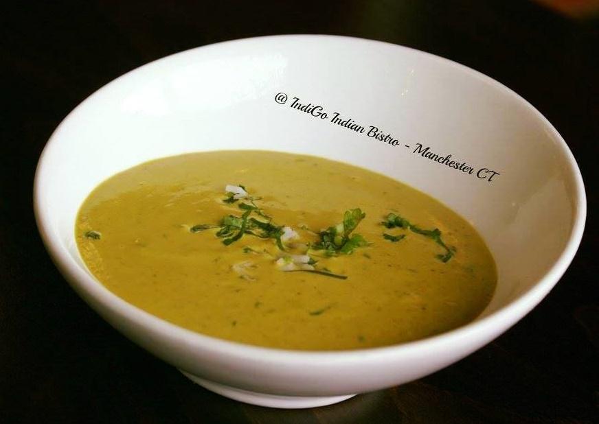 Mulligatawny Soup (Vegan,GlutenFree)