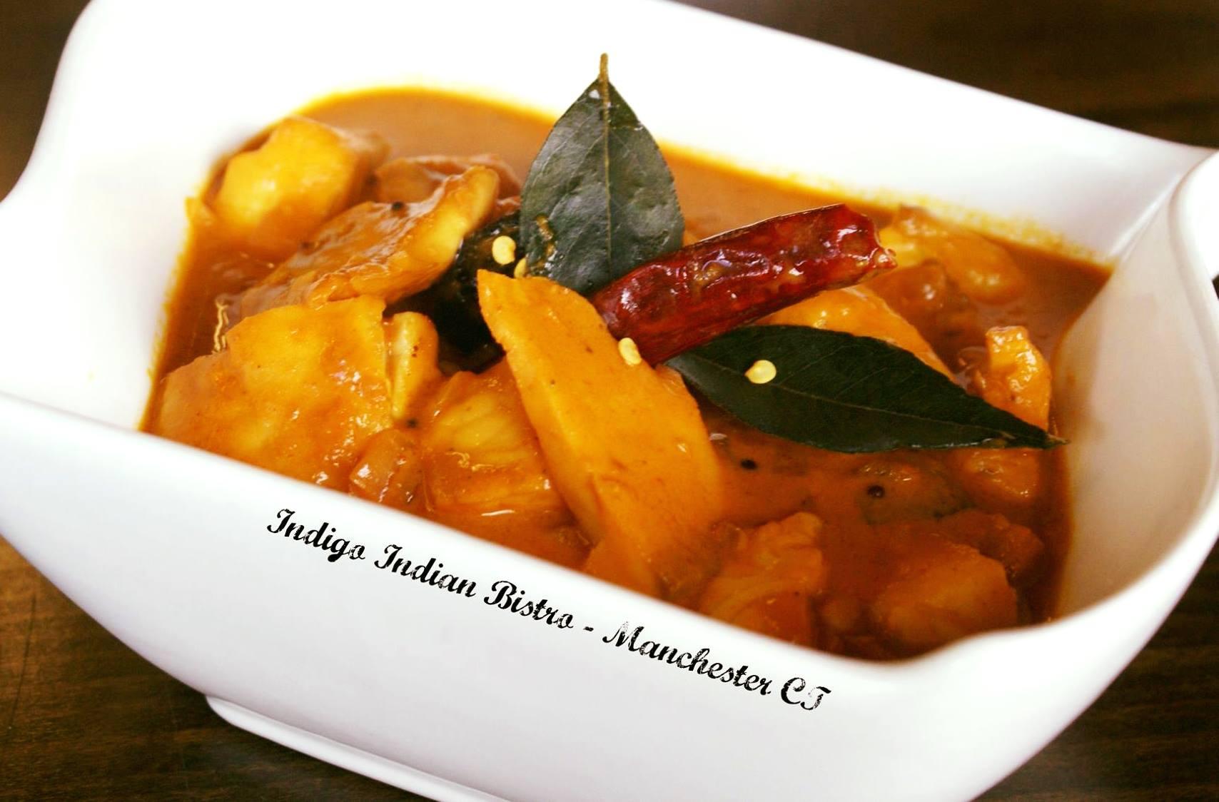 Kerala Fish Curry (#GF, #DF)