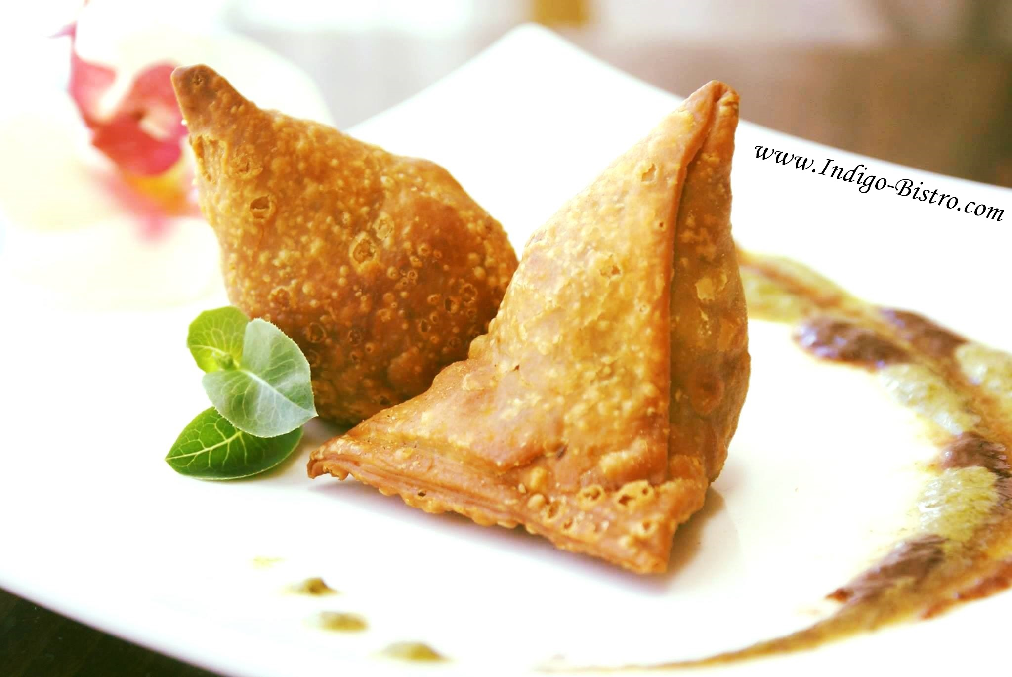 Veg Appetizer - Vegetable Samosa